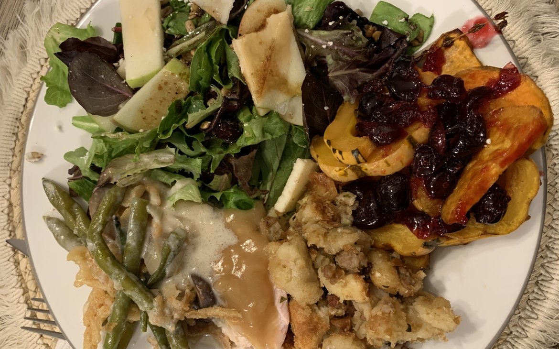 My favorite Thanksgiving Side Dish