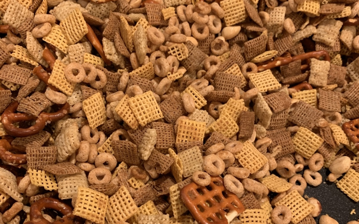 Homemade Chex Mix – The perfect holiday crunch